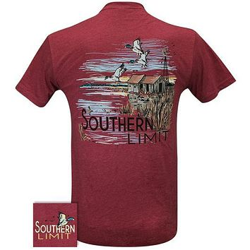 Southern Limits Duck Camp Unisex T-Shirt