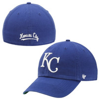 Kansas City Royals '47 Brand 1969 Franchise Cooperstown Collection Fitted Hat – Royal Blue