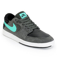 Nike SB P-Rod 7 Low Black, Grey, & Mint Skate Shoe