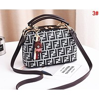 FENDI Stylish Women Shopping Bag Handbag Shoulder Bag Crossbody Satchel 3#