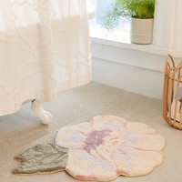 Rose Bath Mat | Urban Outfitters