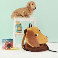 Tyakasha Dog Yellow Dog Backpack