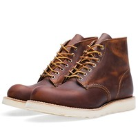 "Red Wing 9111 6"" Round Toe Boot"