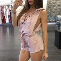 New Arrival 4 Colors Romper [11564610191]