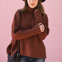 Bennie Sweater Top