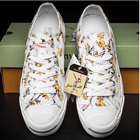 earth music x converse men and women leisure shoes