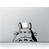 My Neighbor Totoro Laptop Sticker 11 13 15 Vinyl Decal Sticker for Apple Macbook Pro Air Laptop Case Cover Skin - TMACHE