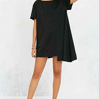 Alice & UO Ponte Ameile Tunic Dress- Black