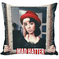 Mad hatter-Melanie Martinez pillow