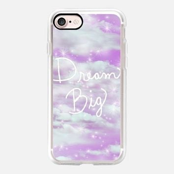 Dream Big - Lavender iPhone 7 Case by Lisa Argyropoulos | Casetify