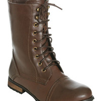 Combat Boot | Shop Shoes at Wet Seal