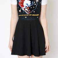 Killer Klowns From Outer Space Baby Doll Dress