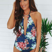 Ocean Tides Swimsuit
