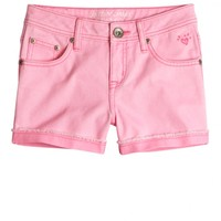 Colored Denim Shorts | Girls Shorts Clothes | Shop Justice