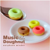 Doughnut Earphone Organizer v2
