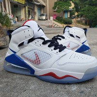 Air Jordan x Air Mars 270 White/Blue Shoes Size 40-46