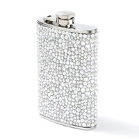 Bling Pearl Drink Flask