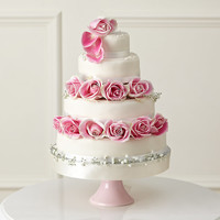 Traditional Wedding Cake – Create Your Own | M&S
