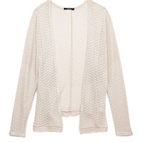 Must-Have Open-Knit Cardigan