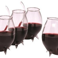 Oenophilia Porto Sippers - Set of 4