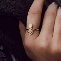 Pick A Pineapple Ring