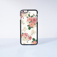 """Flower Painting Plastic Phone Case For iPhone iPhone 6 Plus (5.5"""") More Case Style Can Be Selected"""