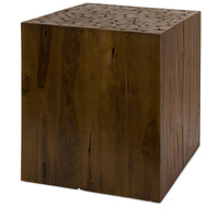 Zatana Teak Wood Side Table