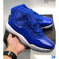NIKE Air Jordan 11 Low AJ11 Popular Men Women Sport Sneakers Basketball Shoes 3#