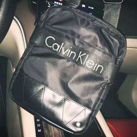 Calvin Klein Men Casual Sport  Zipper Shopping Crossbody Shoulder Bag Satchel G-A-GHSY-1