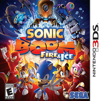 Sonic Boom: Fire and Ice for Nintendo 3DS
