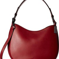 Coach Women's Leather Nomad Crossbody Bag COACH bag
