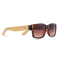 Wooden Sunglasses // Hendry 42