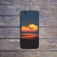 California Sunrise Case for iPhone 5 iPhone 5S iPhone 4 iPhone 4S and Samsung Galaxy S5 S4 & S3