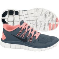 Nike Women's Free 5.0+ Running Shoe - Armory/Pink | DICK'S Sporting Goods
