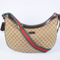 Gucci Gg Canvas women bag5710A (Authentic Pre-owned)
