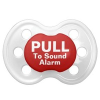 Pull To Sound Alarm Funny