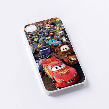 cars 2 iPhone 4/4S, 5/5S, 5C,6,6plus,and Samsung s3,s4,s5,s6