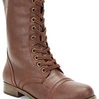 Rampage Boots, Jepson Combat Booties - Shoes - Macy's
