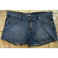 Old Navy Shorts The Diva  Denim Jean Blue