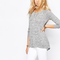 Hollister Easy Long Sleeve T-Shirt
