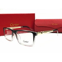 Perfect Cartier Women Fashion Popular Shades Eyeglasses Glasses Sunglasses