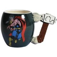 Westland Giftware The Mighty Thor Mug, 15-Ounce