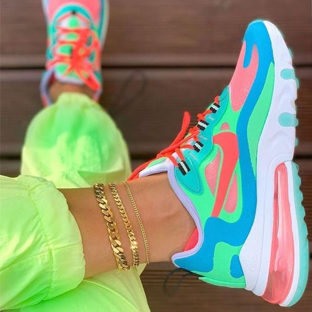 Image of Nike AIR MAX 270 REACT Sports and leisure running shoes