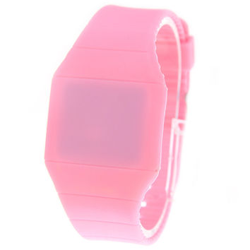 Led Silicone Watch
