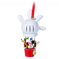 Mickey Mouse and Friends Sketchbook Ornament