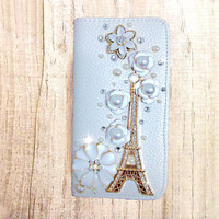 iPhone 6 case, iPhone 6 plus case, iphone 6 wallet case, iphone 6 plus wallet case, iPhone 5s wallet case, eiffel tower iphone 6 wallet