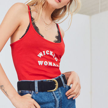 Future State Wicked Woman Tank Top | Urban Outfitters