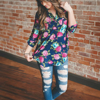 A Touch of Spring Blouse