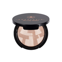 A brush-on highlighter that gives skin the appearance of being lit-from-within. Brush-on to brighten and highlight the face and décolletage for a glowing look.