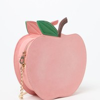 Nila Anthony Apple Crossbody Bag - Womens Handbags - Pink - One